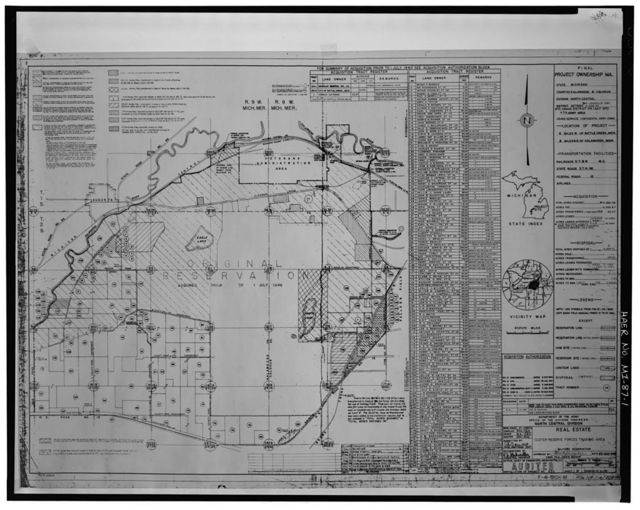 Fort Custer Military Reservation, Bounded by Territorial, Dickman, & Longman Roads & Route 94 Business, Battle Creek, Calhoun County, MI