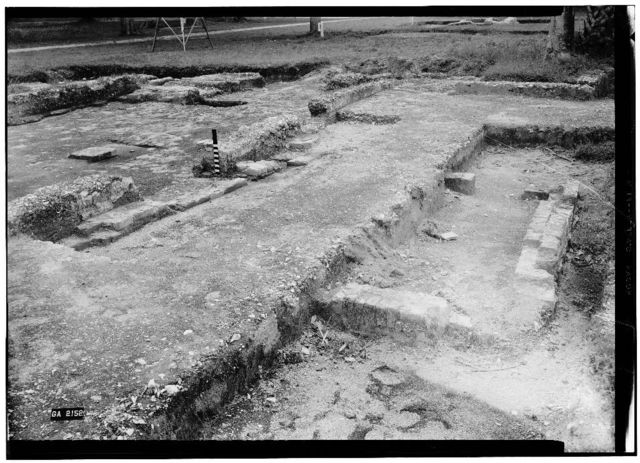 Fort Frederica, duBignon House (Ruins), Lot No. 7, South Ward, Saint Simons Island, Glynn County, GA