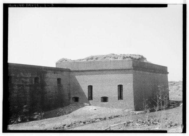 Fort Gaines, Pelican Point, Dauphin Island, Mobile County, AL