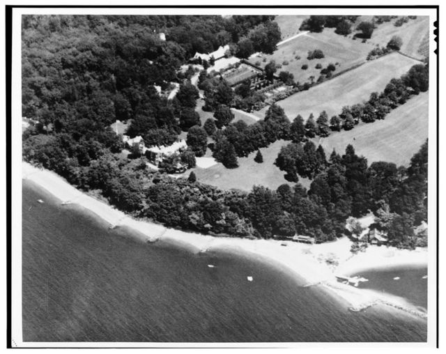 Fort Hill, Lloyd Neck, Lloyd Harbor, Suffolk County, NY