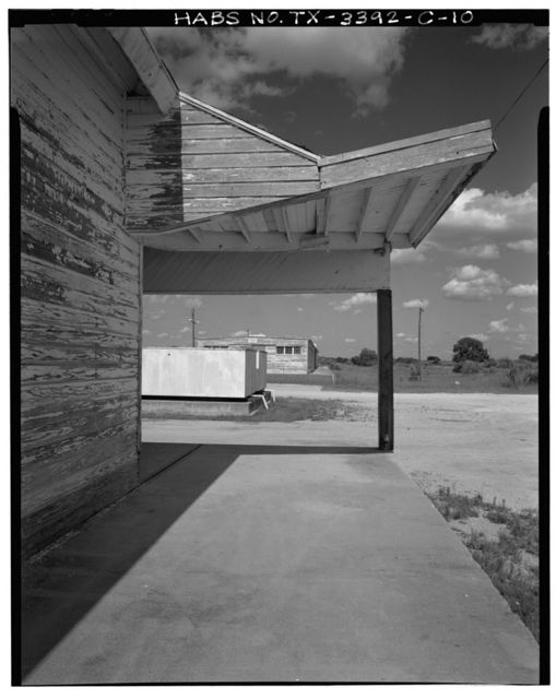 Fort Hood, World War II Temporary Buildings, Cold Storage Building, Seventeenth Street, Killeen, Bell County, TX