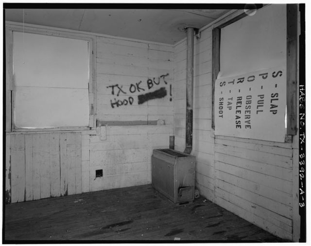 Fort Hood, World War II Temporary Buildings, Dispatcher House, North of Park Avenue at Forty-ninth Street, Killeen, Bell County, TX