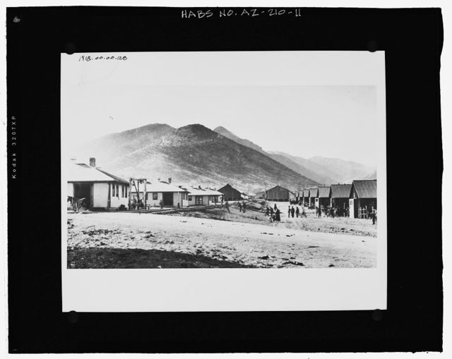 Fort Huachuca, Cavalry Stables, Clarkson Road, Sierra Vista, Cochise County, AZ