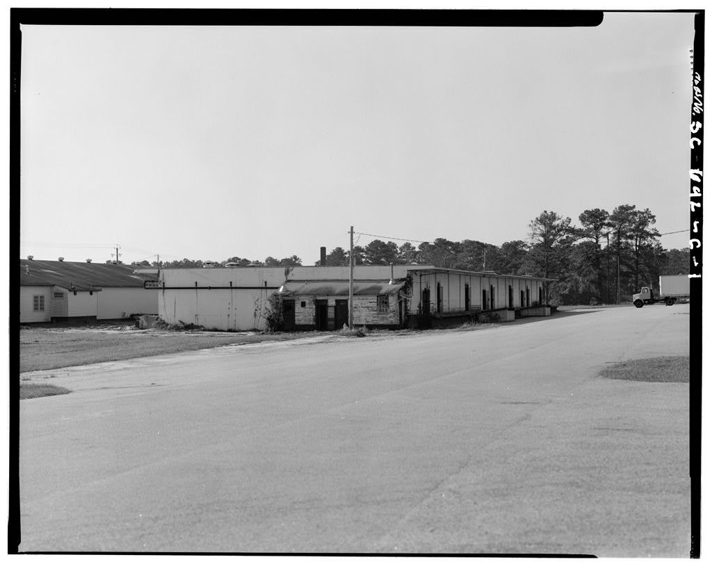Download High Resolution Image Free Public Domain  sc 1 st  Picryl & Fort Jackson Cold Storage Plant East Side Parade Ground Columbia ...