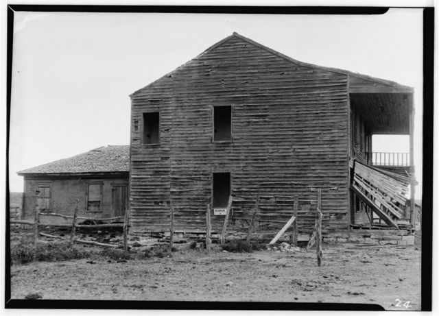 Fort Laramie, Old Bedlam, Fort Laramie, Goshen County, WY