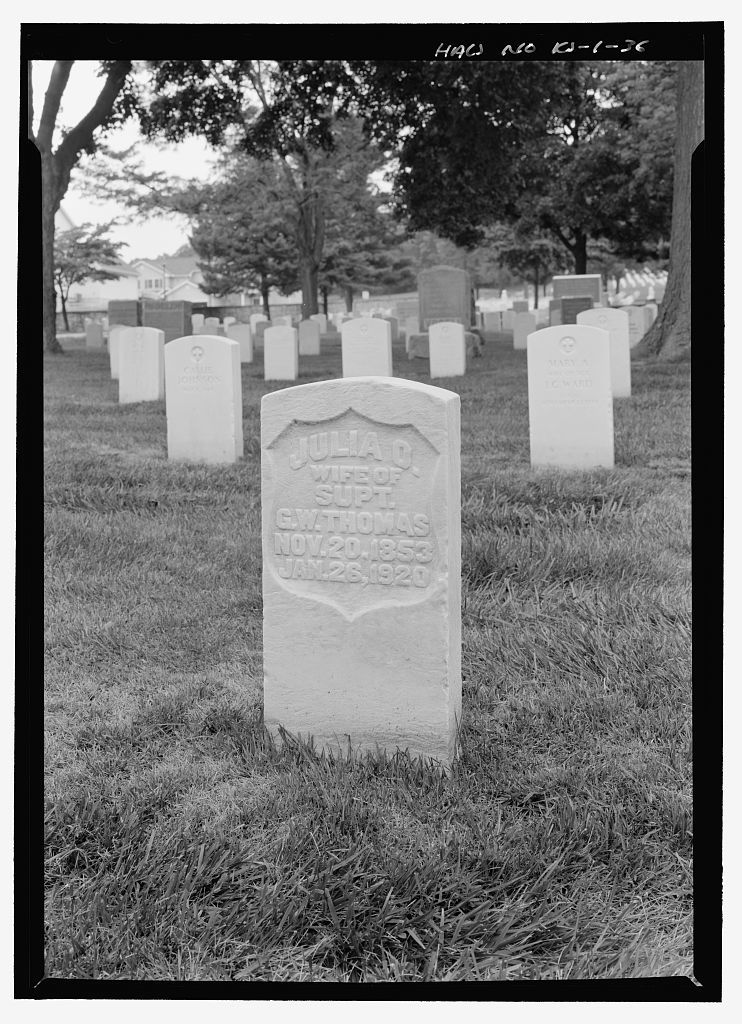 Fort Leavenworth National Cemetery, 395 Biddle Boulevard, Leavenworth, Leavenworth County, KS
