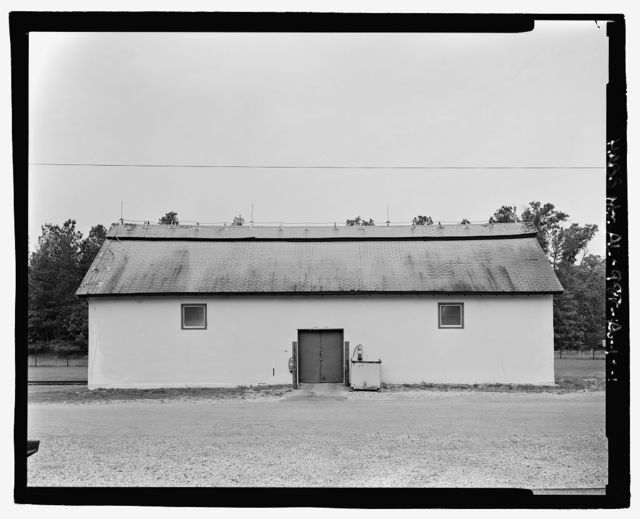 Fort McClellan Ammunition Storage Area, Building No. 4403, Second Avenue (Magazine Road), Anniston, Calhoun County, AL