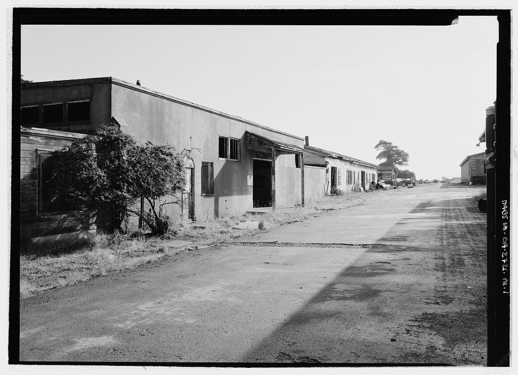 Fort McDowell, Post Engineering Depot, Angel Island State Park, Angel Island, Marin County, CA