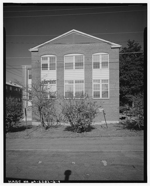 Fort McPherson, World War II Station Hospital, Hospital Wards, Anderson Way & Howe Street, Atlanta, Fulton County, GA