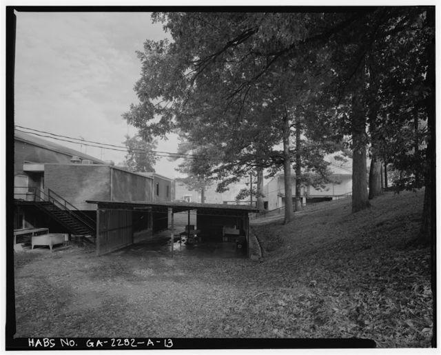 Fort McPherson, World War II Station Hospital, Structures, Bordered by Hardee  & Thorne Avenues & Howe Street, Atlanta, Fulton County, GA