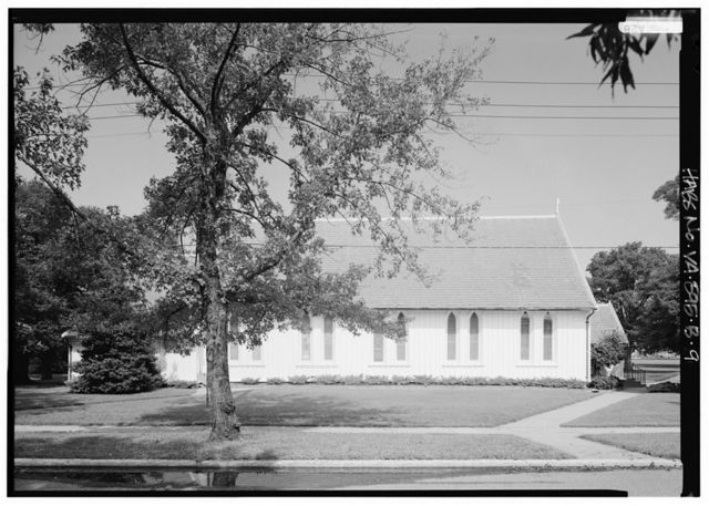 Fort Monroe, Chapel of the Centurion, Off Ruckman Road, Hampton, Hampton, VA