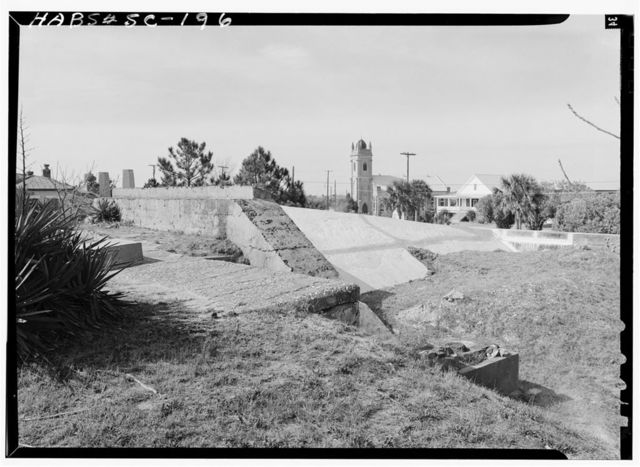 Fort Moultrie, West Fort Street & Central Avenue, Sullivans Island, Charleston County, SC
