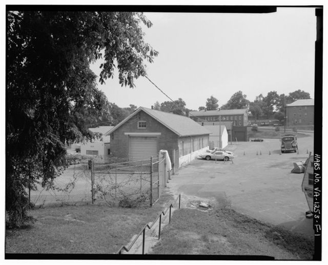 Fort Myer, Quartermaster Workshops, Arlington Boulevard & Second Street, Arlington, Arlington County, VA