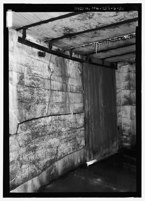 Fort Point, Gun Emplacement Number 2, 25 Wentworth Road, New Castle, Rockingham County, NH