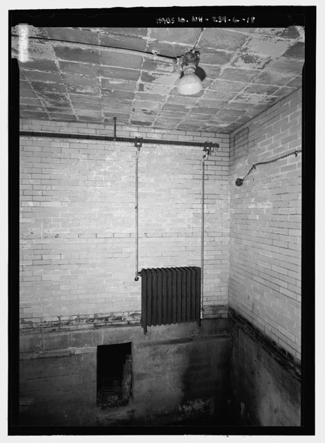 Fort Point, Mining Casemate, 25 Wentworth Road, New Castle, Rockingham County, NH