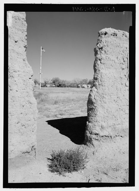 Fort Selden, Fort Selden Road, Radium Springs, Dona Ana County, NM