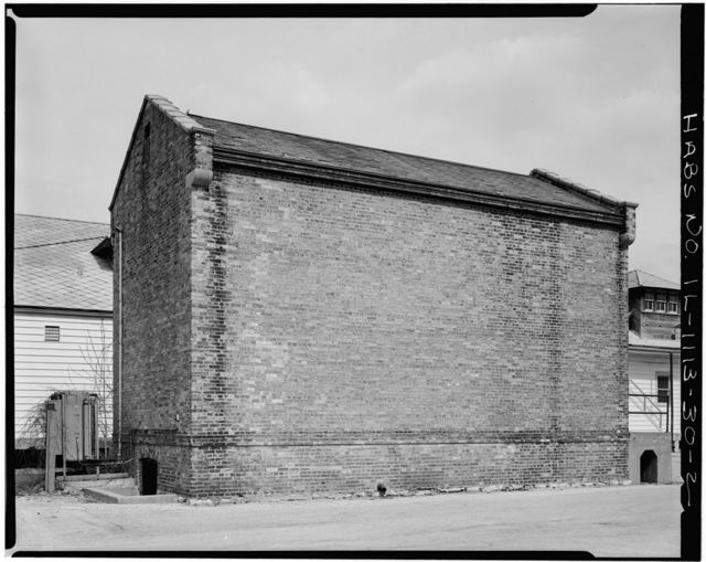 Fort Sheridan, Cold Storage House, Lyster Road, Lake Forest, Lake County, IL