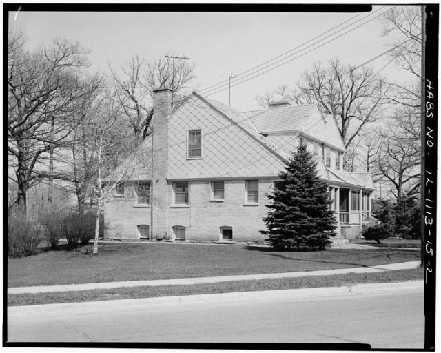 Fort Sheridan, Non-Commissioned Officers' Quarters, Ronan & Lyster Roads, Lake Forest, Lake County, IL