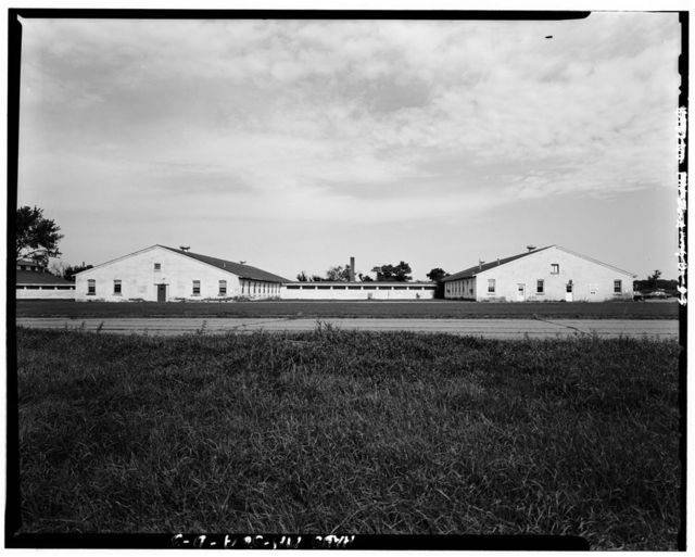 Fort Snelling Complex, Stables, Minneapolis, Hennepin County, MN