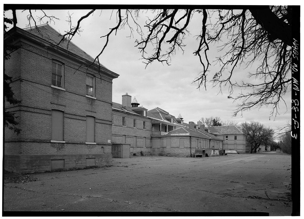Fort Snelling, Department of the Dakota, Barracks No. 101, Taylor Avenue, Minneapolis, Hennepin County, MN