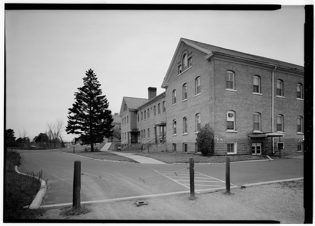 Fort Snelling, Department of the Dakota, Building No. 17, Minneapolis, Hennepin County, MN
