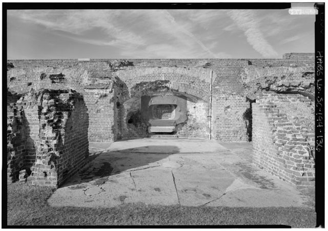 Fort Sumter, Charleston, Charleston County, SC
