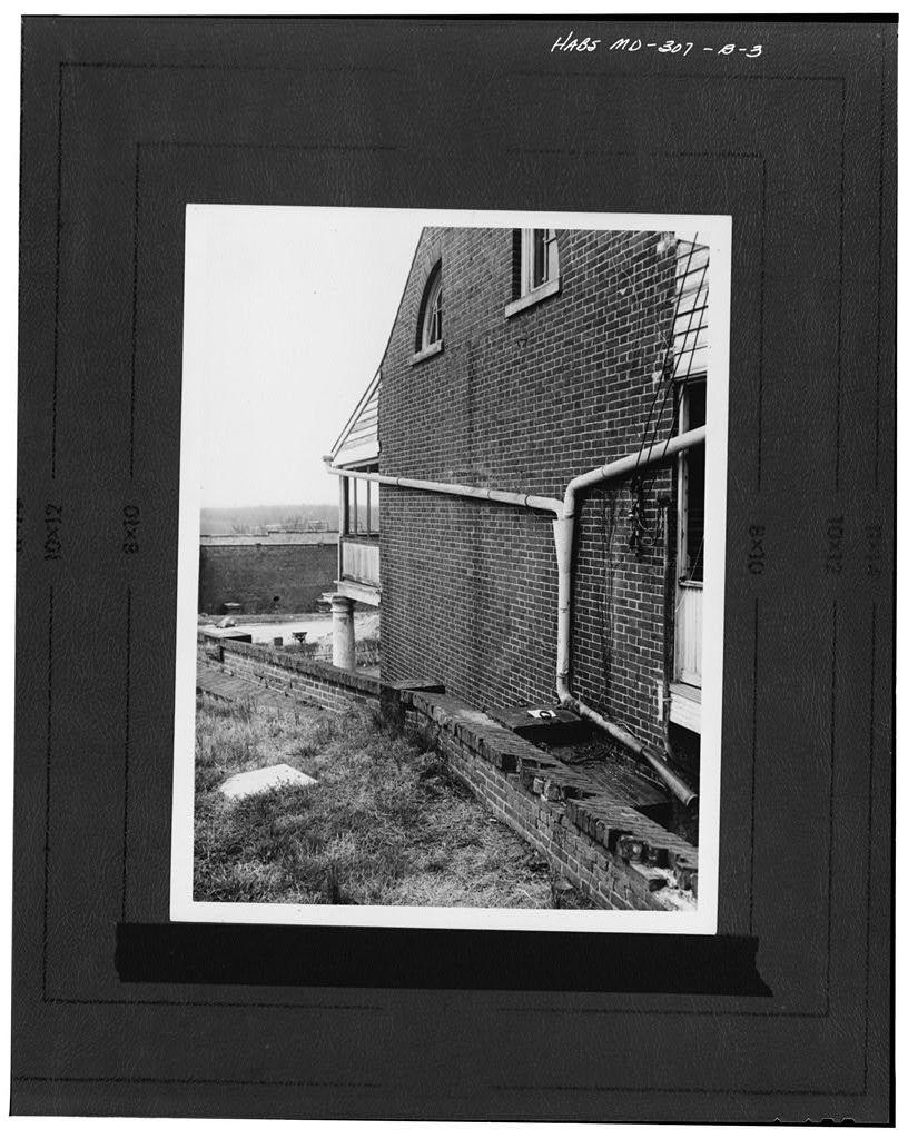 Fort Washington, Officer's Quarters, Fort Washington Road, Fort Washington Forest, Prince George's County, MD