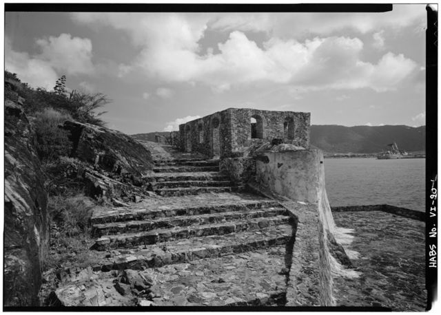 Fort Willoughby, Charlotte Amalie, St. Thomas, VI