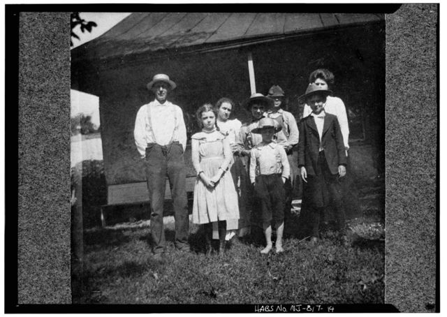 Foster-Armstrong Farm, Old Mine Road, Montague, Sussex County, NJ