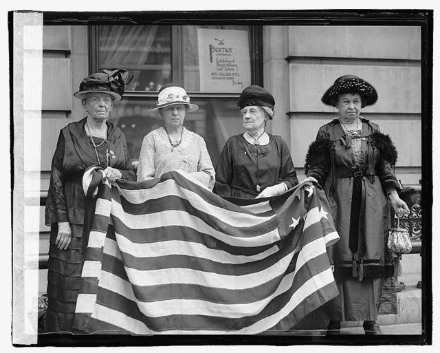 Four real Daughters of 1812, 5/14/23
