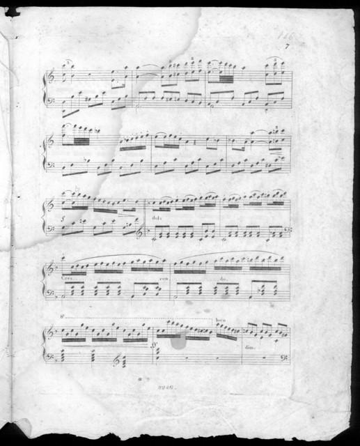 Fra quai soavi palpiti de Rossini finale de Tancre