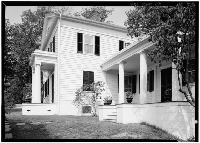 Francis Jelliff House, 212 Center Street, Southport, Fairfield County, CT