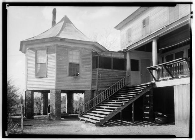 Frank Tait House, County Road 19, Camden, Wilcox County, AL