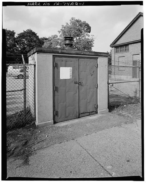 Frankford Arsenal, Building No. 113, Southwest corner Craig Road & Baker Street, Philadelphia, Philadelphia County, PA