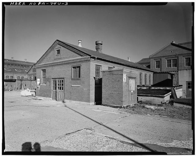 Frankford Arsenal, Building No. 130, Northeast corner of Williams Street & Craig Road, Philadelphia, Philadelphia County, PA