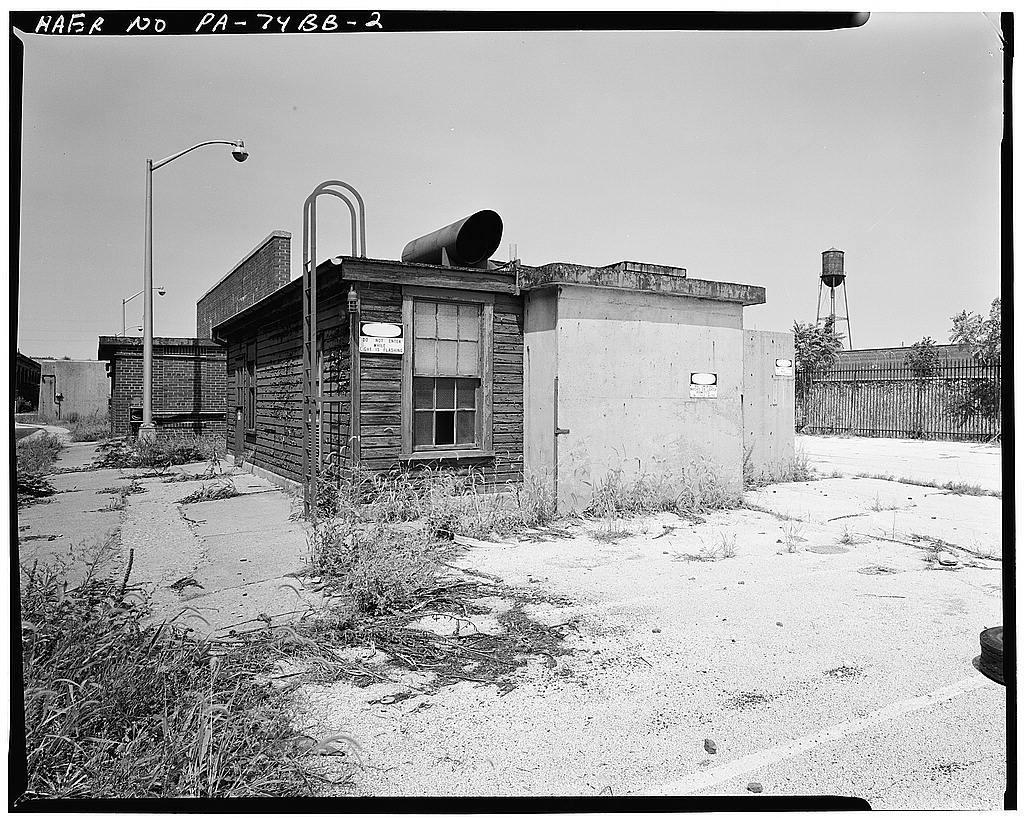 Frankford Arsenal, Building No. 151, East side Dearborn Street, north of Craig Road, Philadelphia, Philadelphia County, PA