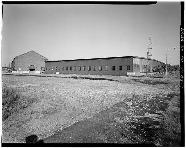 Frankford Arsenal, Building No. 303, Northwest corner Bricker Road & Eakin Street, Philadelphia, Philadelphia County, PA