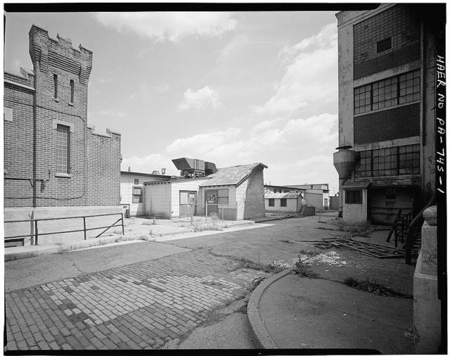 Frankford Arsenal, Building No. 66, North of Benet Road & east of Walbach Street, Philadelphia, Philadelphia County, PA