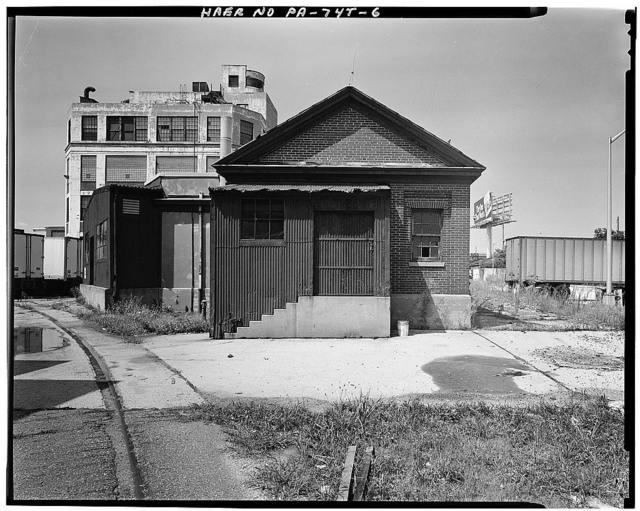 Frankford Arsenal, Building No. 68, Southeast corner of Walbach Street & Benet Road, Philadelphia, Philadelphia County, PA
