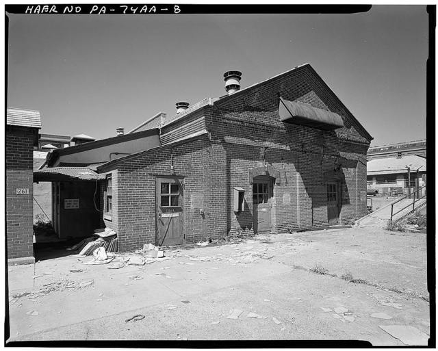 Frankford Arsenal, Building Nos. 239-239A, Southeast corner of Clay Street & Cray Road, Philadelphia, Philadelphia County, PA