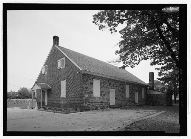 Frankford (Preparative) Friends Meeting House, Corner of Unity & Waln Streets, Philadelphia, Philadelphia County, PA