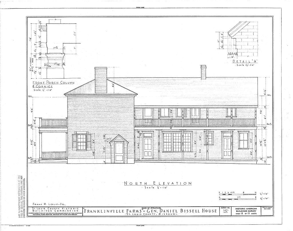 Franklinville Farms, 10225 Bellefontaine Road, Bellefontaine, St. Louis County, MO