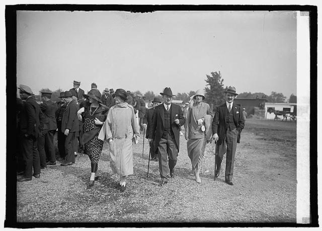 Fred S. Purnell, Miss B. McKeldin, & Leon Orlowski, 5/17/24