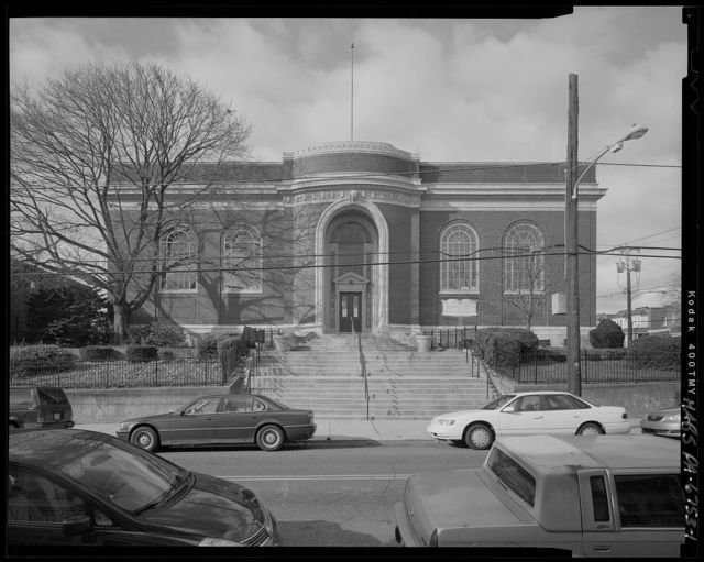 Free Library of Philadelphia, Haddington Branch, 446 North 65th Street, Philadelphia, Philadelphia County, PA