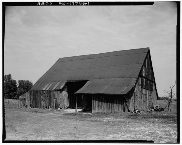 Freese Farm, Barn, 1500 Harvester Road, Saint Charles, St. Charles County, MO