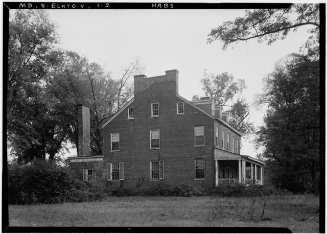 Frenchtown Landing House, Frenchtown Road, Elkton, Cecil County, MD