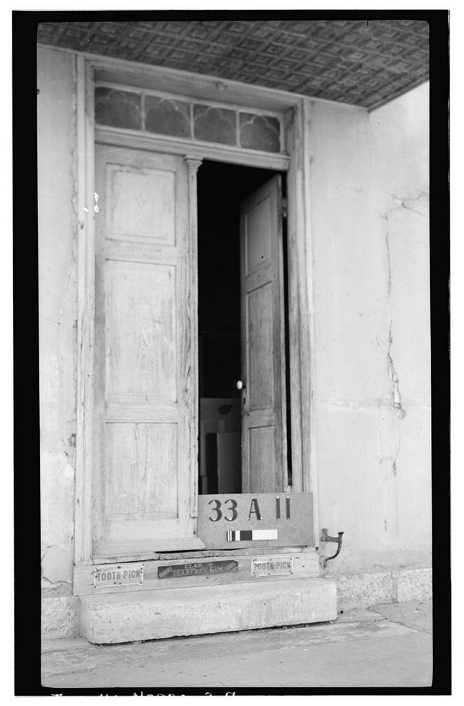 Friederich Homann Saddlery & Residence, 136 Seguin Street, New Braunfels, Comal County, TX