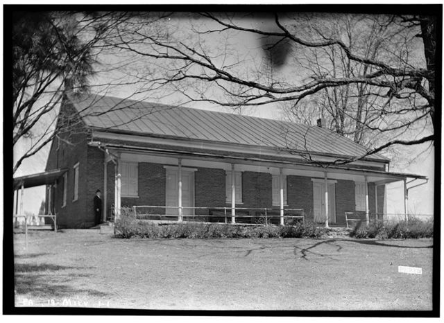 Friends Meeting House, Millville, Columbia County, PA