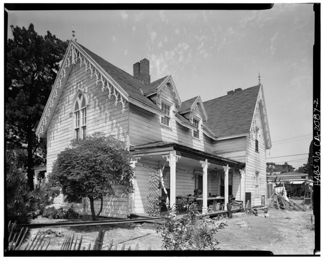 Frisbie-Walsh House, 235 East L Street, Benicia, Solano County, CA