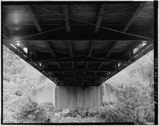 Frost Bridge Road Bridge, Spanning Naugatuck River, Thomaston, Litchfield County, CT